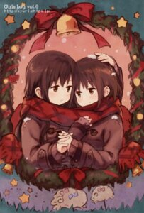Rating: Questionable Score: 22 Tags: christmas kyuri User: 麻里子