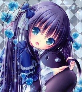 Rating: Safe Score: 43 Tags: gothic_lolita loli lolita_fashion pantyhose tinkle User: kaguya940385