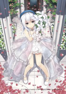 Rating: Questionable Score: 54 Tags: 76 dress see_through tagme wedding_dress z/x_zillions_of_enemy_x User: sym455