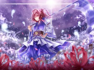 Rating: Safe Score: 23 Tags: dabadhi onozuka_komachi touhou User: hobbito