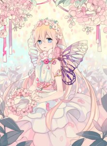 Rating: Safe Score: 29 Tags: dress ia_(vocaloid) ky692 vocaloid wings User: KazukiNanako