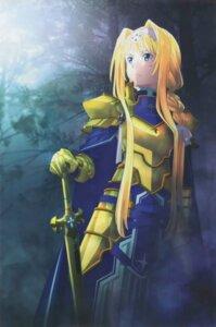 Rating: Safe Score: 28 Tags: alice_schuberg armor sword sword_art_online sword_art_online_alicization User: Saturn_V