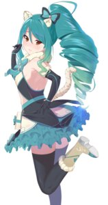 Rating: Questionable Score: 20 Tags: animal_ears kashiwazaki_shiori princess_connect princess_connect!_re:dive shimon_(31426784) tail thighhighs User: Dreista