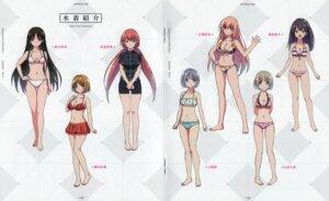 Rating: Safe Score: 47 Tags: bike_shorts bikini cleavage crease fixme horikita_suzune kushida_kikyou sakura_airi swimsuits youkoso_jitsuryoku_shijou_shugi_no_kyoushitsu_e User: xiaowufeixia