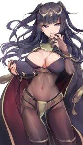 Rating: Questionable Score: 36 Tags: bikini_armor bodysuit fire_emblem fire_emblem_kakusei kokouno_oyazi see_through tharja User: BattlequeenYume