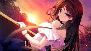 Rating: Safe Score: 86 Tags: front_wing game_cg kuchifusa_yogiri nanaca_mai pure_girl User: abdulaziz5