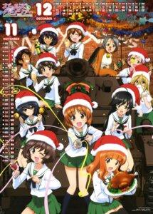 Rating: Safe Score: 32 Tags: akiyama_yukari calendar christmas girls_und_panzer hoshino_(girls_und_panzer) isuzu_hana momogaa nekonyaa nishizumi_miho piyotan reizei_mako seifuku sugimoto_isao suzuki_(girls_und_panzer) takebe_saori thighhighs tsuchiya_(girls_und_panzer) User: drop