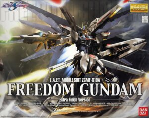 Rating: Safe Score: 11 Tags: freedom_gundam gundam gundam_seed gundam_seed_destiny mecha User: fireattack