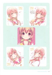 Rating: Safe Score: 15 Tags: expression hinako_note mitsuki_(mangaka) seifuku User: fireattack