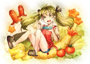 Rating: Safe Score: 16 Tags: hatsune_miku sakou_mochi vocaloid User: animeprincess