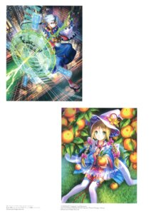 Rating: Safe Score: 23 Tags: cardfight_vanguard dress fuzichoko thighhighs weapon witch User: fireattack