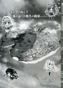Rating: Safe Score: 1 Tags: chibi himezono_risa kusunoki_kukune landscape mitha monochrome nanawind seifuku takasaki_honoka thighhighs yuyukana yuyuzuki_ako User: fireattack