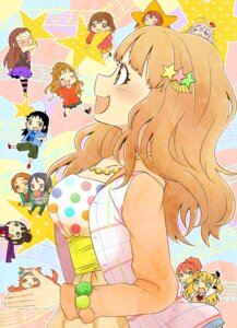 Rating: Safe Score: 19 Tags: chibi hamaguchi_ayame hino_akane_(idolm@ster) honda_mio ichihara_nina jougasaki_mika jougasaki_rika koseki_reina koshimizu_sachiko miyoshi_sana moroboshi_kirari nanjou_hikaru ryuuzaki_kaoru the_idolm@ster the_idolm@ster_cinderella_girls ueda_suzuho warabeshi User: animeprincess