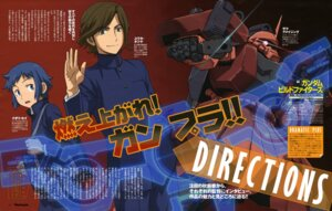 Rating: Safe Score: 3 Tags: gundam gundam_build_fighters kim_sejoon male mecha oonuki_kenichi User: drop
