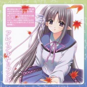 Rating: Safe Score: 6 Tags: disc_cover freyjalt_fall judgement_chime nishimata_aoi User: syaoran-kun