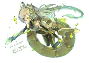 Rating: Questionable Score: 23 Tags: autographed monster_girl sinlaire User: Radioactive