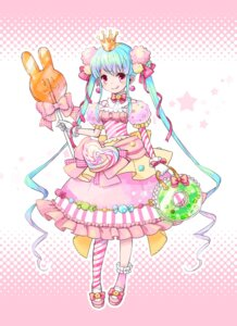 Rating: Safe Score: 31 Tags: dress lolita_fashion nekomissile pocketland User: Mr_GT