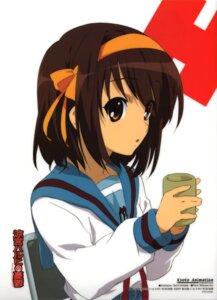Rating: Safe Score: 17 Tags: ishidate_taichi seifuku suzumiya_haruhi suzumiya_haruhi_no_yuuutsu User: hyde333