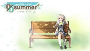 Rating: Safe Score: 19 Tags: 1/2_summer alcot_honeycomb kaminogi_ushio sesena_yau wallpaper User: moetaku_symphony