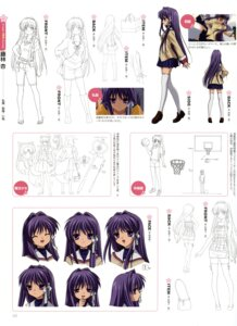 Rating: Safe Score: 5 Tags: clannad fujibayashi_kyou seifuku User: Roc-Dark