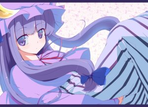Rating: Safe Score: 17 Tags: muranisaki patchouli_knowledge touhou User: yumichi-sama