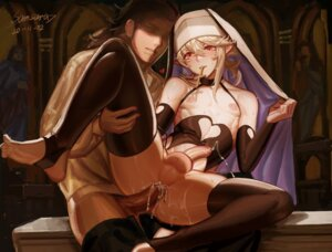 Rating: Explicit Score: 17 Tags: cum fire_emblem fire_emblem_if jpeg_artifacts kamui_(fire_emblem) nipples penis pointy_ears samsara sex thighhighs trap uncensored yaoi User: BattlequeenYume