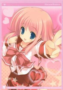 Rating: Safe Score: 13 Tags: azumaya_matsukaze kouno_harumi seifuku to_heart_2 to_heart_(series) yoshiwo User: syaoran-kun