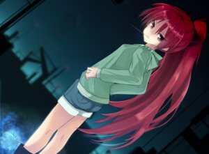 Rating: Safe Score: 16 Tags: masamuu puella_magi_madoka_magica sakura_kyouko User: Kyouko