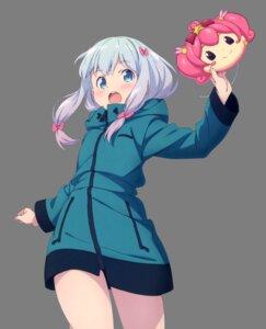 Rating: Safe Score: 55 Tags: eromanga-sensei izumi_sagiri kanzaki_hiro meruru transparent_png User: Mekdra