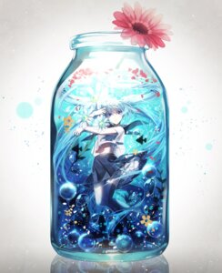 Rating: Safe Score: 79 Tags: bottle_miku hakusai hatsune_miku vocaloid User: dyj