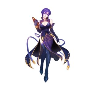Rating: Safe Score: 13 Tags: cleavage dress fire_emblem fire_emblem_heroes kotobuki_tsukasa nintendo thighhighs ursula_(fire_emblem) User: fly24