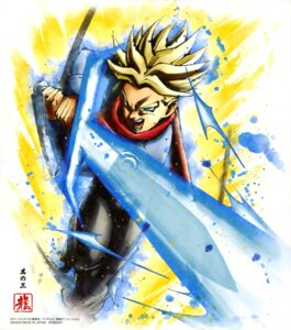 Rating: Safe Score: 7 Tags: dragon_ball dragon_ball_super trunks User: drop
