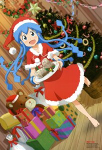 Rating: Safe Score: 35 Tags: christmas ikamusume matsumoto_mayuko shinryaku!_ikamusume User: PPV10