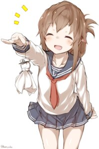 Rating: Safe Score: 47 Tags: inazuma_(kancolle) kantai_collection kato_roku seifuku User: Mr_GT