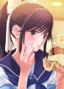 Rating: Safe Score: 36 Tags: love_plus mino_taro seifuku takane_manaka User: Prishe