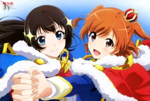 Rating: Safe Score: 21 Tags: aijou_karen kagura_hikari shoujo_kageki_revue_starlight sugimura_ayako uniform User: drop