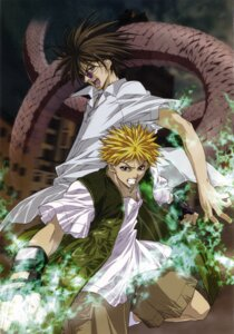 Rating: Safe Score: 0 Tags: amano_ginji get_backers male mido_ban User: charunetra