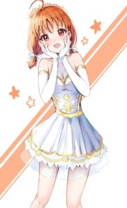Rating: Safe Score: 23 Tags: dress love_live!_sunshine!! no_bra see_through sin_(sin52y) takami_chika User: Spidey