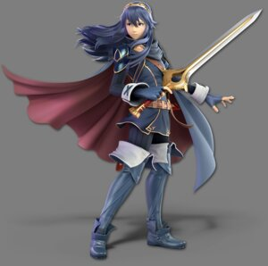Rating: Questionable Score: 6 Tags: armor bodysuit fire_emblem fire_emblem_kakusei lucina_(fire_emblem) nintendo super_smash_bros. sword thighhighs transparent_png User: fly24