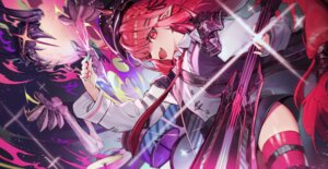 Rating: Questionable Score: 3 Tags: arknights chyan tagme vigna_(arknights) User: 736514522