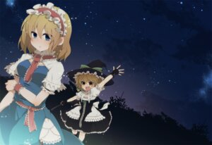 Rating: Safe Score: 7 Tags: alice_margatroid aoi_(annbi) kirisame_marisa touhou User: Radioactive