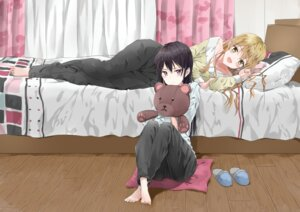 Rating: Safe Score: 34 Tags: aihara_mei aihara_yuzu_(citrus) citrus_(manga) fujisaki_ribbon User: Spidey