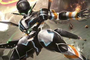 Rating: Safe Score: 11 Tags: chamber mecha suisei_no_gargantia User: drop