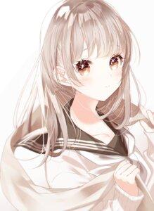 Rating: Safe Score: 8 Tags: misumi_(macaroni) seifuku sweater tagme User: Dreista