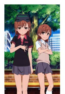 Rating: Safe Score: 29 Tags: misaka_imouto misaka_mikoto seifuku to_aru_kagaku_no_railgun to_aru_kagaku_no_railgun_s to_aru_majutsu_no_index User: Twinsenzw