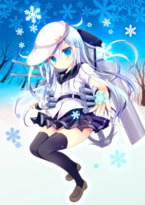 Rating: Safe Score: 46 Tags: hibiki_(kancolle) kantai_collection seifuku shirogane_hina thighhighs verniy_(kancolle) User: Mr_GT