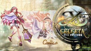 Rating: Safe Score: 14 Tags: bloomers falcom wallpaper weapon ys ys:_foliage_ocean_in_celceta User: beitiao