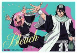 Rating: Safe Score: 9 Tags: bleach kuchiki_byakuya kusajishi_yachiru User: Radioactive