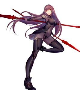 Rating: Safe Score: 39 Tags: armor bodysuit fate/grand_order heels keemu scathach_(fate/grand_order) weapon User: Nepcoheart