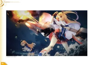 Rating: Questionable Score: 12 Tags: azur_lane cleveland_(azur_lane) columbia_(azur_lane) tagme User: Twinsenzw
